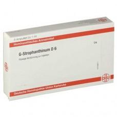 G-strophanthinum D 6 8x1 ML