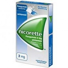 NICORETTE 2MG WHITEMINT**