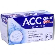 ACC akut 600 Brausetabletten 20 St