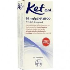 KET med 20 mg/g Shampoo 120 ml