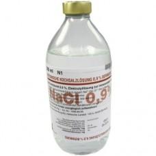 ISOTONISCHE Kochsalzlsg.0,9% Bernburg Inf.-L.Glas 500 ml