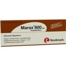 MARAX 800 Kautabletten 20 St