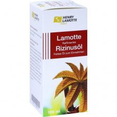 RIZINUSÖL raffiniert Lamotte 100 ml