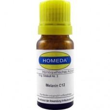 HOMEDA Melanin C 12 Globuli 10 g