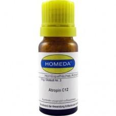 HOMEDA Atropin C 12 Globuli 10 g