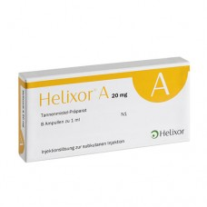 HELIXOR A Ampullen 20 mg 8 St
