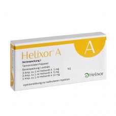 HELIXOR A Serienpackung I Ampullen 7 St