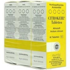 CITROKEHL Tabletten 3X80 St