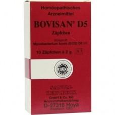BOVISAN D 5 Suppositorien 10X2 g