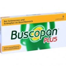 BUSCOPAN plus Suppositorien 5 St