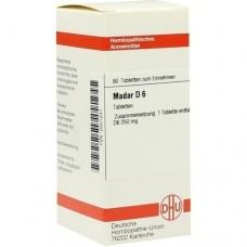 MADAR D 6 Tabletten 80 St