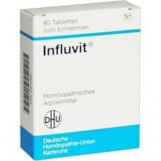 INFLUVIT Tabletten 80 St