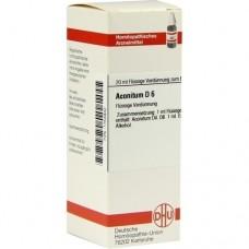 ACONITUM D 6 Dilution 20 ml
