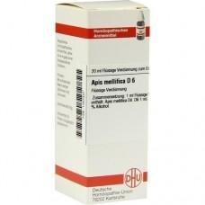 APIS MELLIFICA D 6 Dilution 20 ml