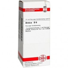 ARNICA D 6 Dilution 20 ml