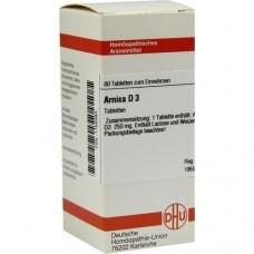 ARNICA D 3 Tabletten 80 St