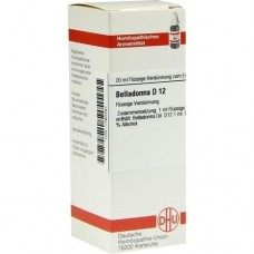BELLADONNA D 12 Dilution 20 ml