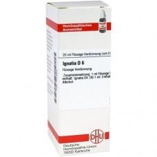 IGNATIA D 6 Dilution 20 ml