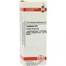 LACHESIS D 8 Dilution 20 ml
