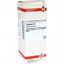 LACHESIS D 8 Dilution 50 ml