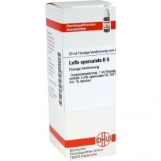 LUFFA OPERCULATA D 6 Dilution 20 ml