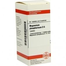 MAGNESIUM PHOSPHORICUM D 6 Tabletten 80 St
