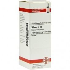 SILICEA D 12 Dilution 20 ml