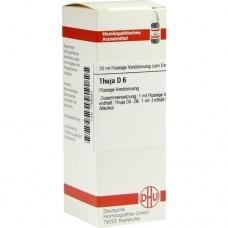 THUJA D 6 Dilution 20 ml