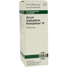 ARUM TRIPHYLLUM PENTARKAN H Dilution 50 ml