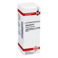 JABORANDI D 3 Dilution 20 ml