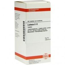 LACHESIS D 12 Tabletten 200 St