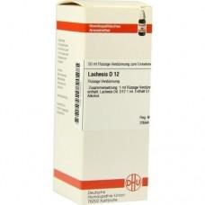 LACHESIS D 12 Dilution 50 ml