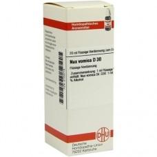 NUX VOMICA D 30 Dilution 20 ml