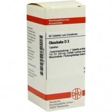 OKOUBAKA D 3 Tabletten 80 St