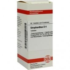 STROPHANTHUS D 4 Tabletten 80 St