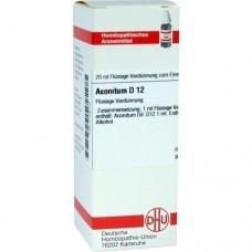 ACONITUM D 12 Dilution 20 ml