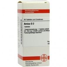 ARNICA D 2 Tabletten 80 St