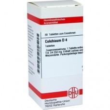 COLCHICUM D 4 Tabletten 80 St