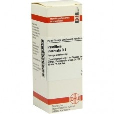 PASSIFLORA INCARNATA D 1 Dilution 20 ml