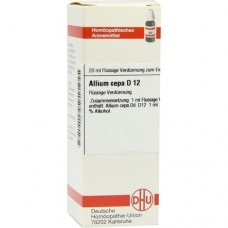 ALLIUM CEPA D 12 Dilution 20 ml