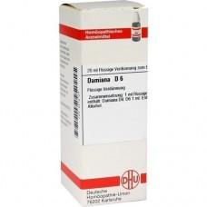 DAMIANA D 6 Dilution 20 ml