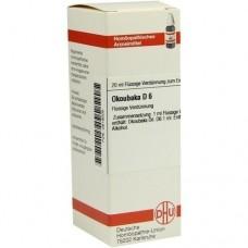OKOUBAKA D 6 Dilution 20 ml