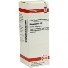 OKOUBAKA D 12 Dilution 20 ml