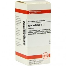 APIS MELLIFICA D 12 Tabletten 80 St