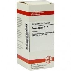 AVENA SATIVA D 12 Tabletten 80 St