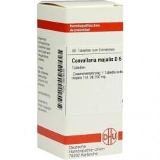 CONVALLARIA MAJALIS D 6 Tabletten 80 St