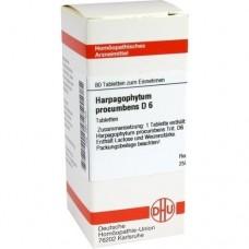 HARPAGOPHYTUM PROCUMBENS D 6 Tabletten 80 St