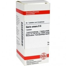 IBERIS amara D 6 Tabletten 80 St