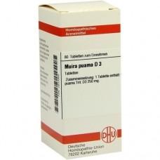 MUIRA PUAMA D 3 Tabletten 80 St