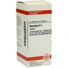 OKOUBAKA D 4 Tabletten 80 St